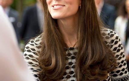 Удачный выход: герцогиня Кембриджская прислушалась к совету Вивьен Вествуд