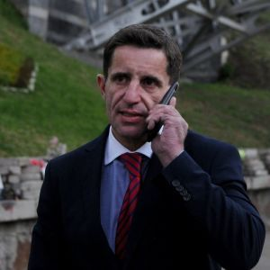 Шкіряк розповів, скільки мільйонів гривень було витрачено на охорону мітингу під ВР