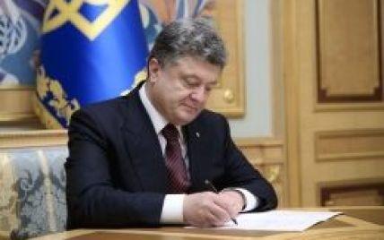 Порошенко незабаром підпише указ про чергову хвилю мобілізації