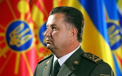 Полторак отправил спецкомиссию на Чугуевский полигон после скандала с отсутствием кранов для 54-й бригады