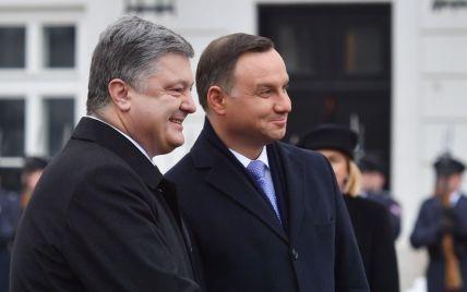 Спецслужбы РФ пытались устроить фейковый разговор Порошенко и Дуды