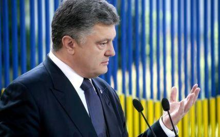 Порошенко объяснил, какими сейчас являются отношения между Украиной и Японией