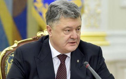 Никаких досрочных выборов в Украине не будет – Порошенко