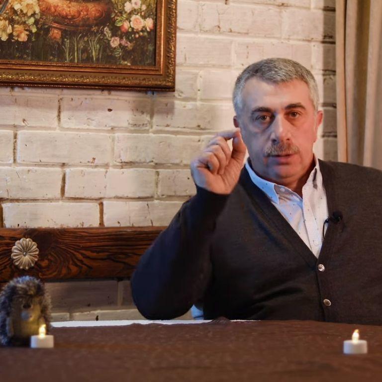 Комаровский рассказал, как коронавирус вызывает психоз и каким пациентам необходима помощь