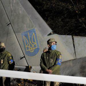 Крушение Ан-26 под Чугуевом: суд взял под стражу руководителя полетов Александра Жука