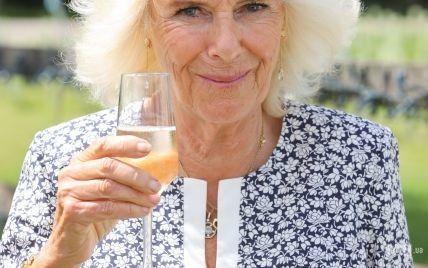 Пила вино і садила виноград: герцогиня Камілла з чоловіком на заходах в Уельсі