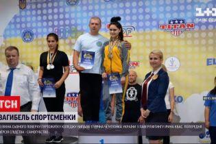 Новини України: у Львові 17-річна спортсменка-чемпіонка вистрибнула з вікна гуртожитку