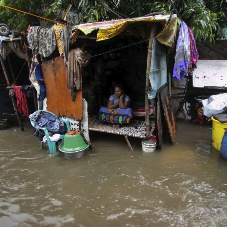 На Індію знову налетів потужний циклон: евакуювали понад мільйонлюдей