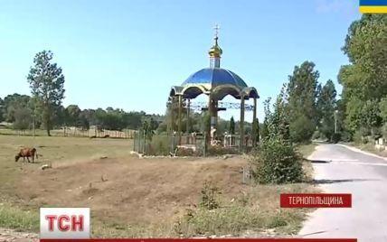 На Тернопільщині віряни перекрили трасу через конфлікт з УПЦ МП