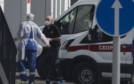 """В Росії лютує """"індійський"""" штам коронавірусу: у Москві і Петербурзі зафіксували рекордну кількість смертей"""