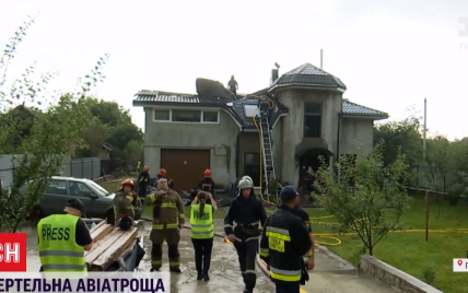 Авіакатастрофа на Прикарпатті: загинув пілот, який раніше разом з ведучим Дмитром Комаровим встановив рекорд України
