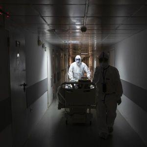 МОЗ хоче збільшити кількість ліжок у лікарнях для хворих на коронавірус