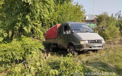 В Сумской области мужчина обнаружил два трупа в кювете: фото