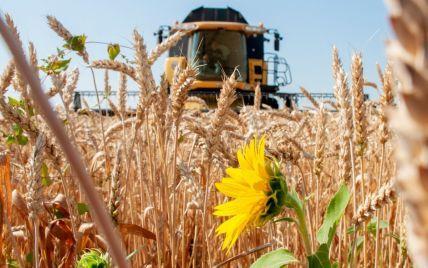 У 2021 році аграрії зібрали на 3 млн тонн більше продовольчого зерна, ніж торік