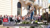 Новини України: у Чернівцях відбулося виноградне свято