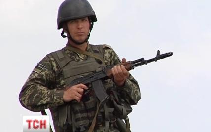 Похищение россиянами трех десантников произошло на глазах у пограничников