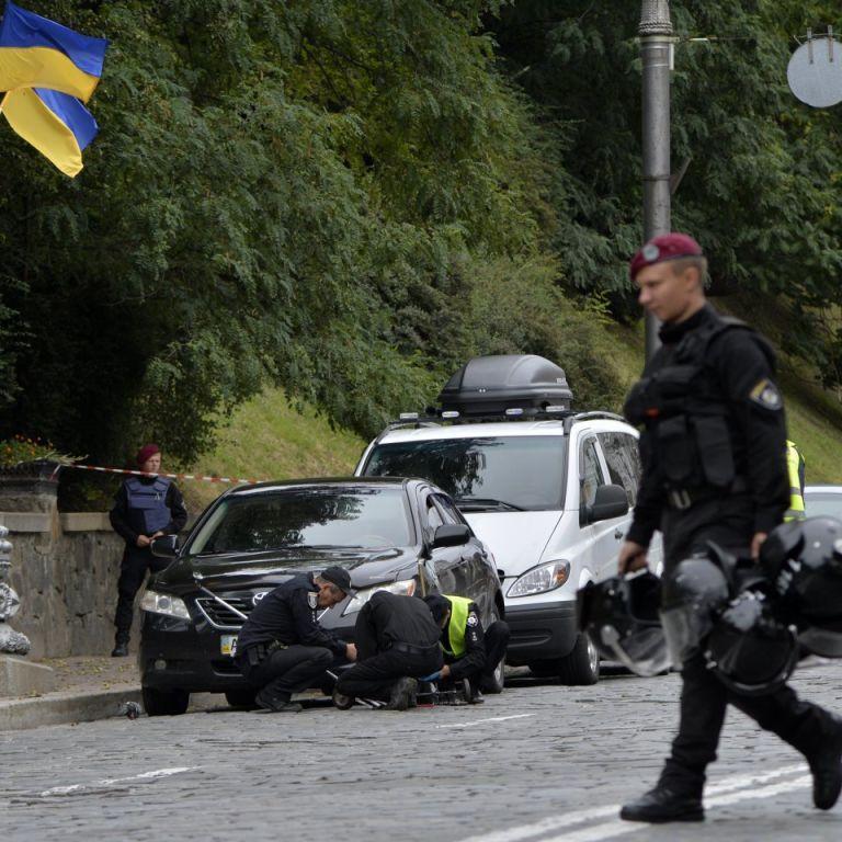 Боец АТО, чья семья пострадала во взрыве в Киеве, убежден в стечении обстоятельств