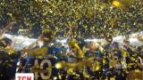 На этой неделе подопечные Сергея Реброва завоевали Кубок Украины