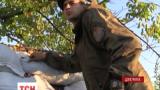 Утром боевики снова вели огонь по позициям украинских бойцов возле Марьинки