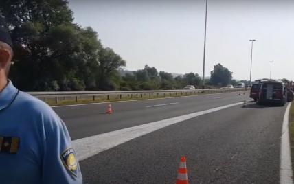 У Хорватії автобус злетів з дороги: загинули 10 людей, ще 45 постраждали