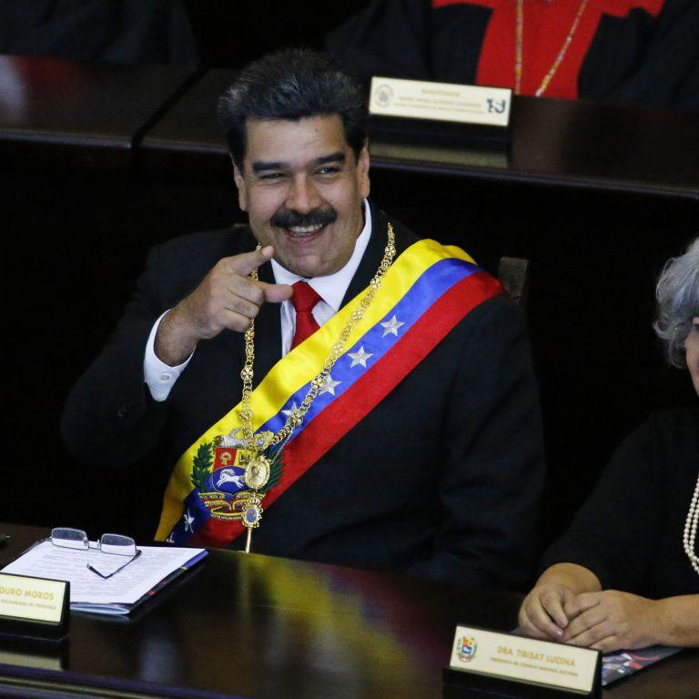 У МЗС РФ спростовують слова Помпео про наміри Мадуро втекти з Венесуели