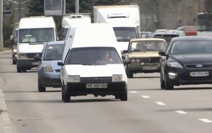 """У Дніпрі з """"Таврії"""" зробили електрокар з запасом ходу у 150 км"""