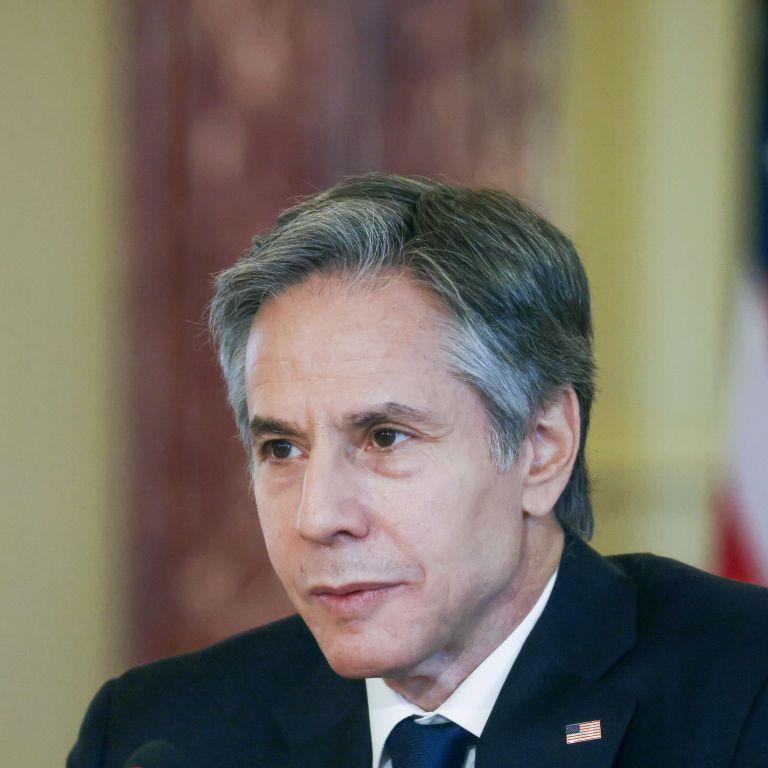 """Держсекретар США Блінкен назвав """"продуктивним"""" свій візит до України"""