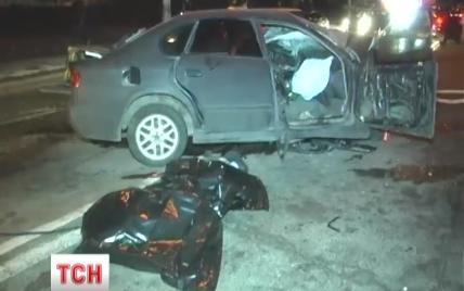 У Києві у лобовому зіткненні загинули двоє водіїв