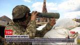 Новини з фронту: ворог відкрив вогонь по селищу Піски - осколки поранили українського військового