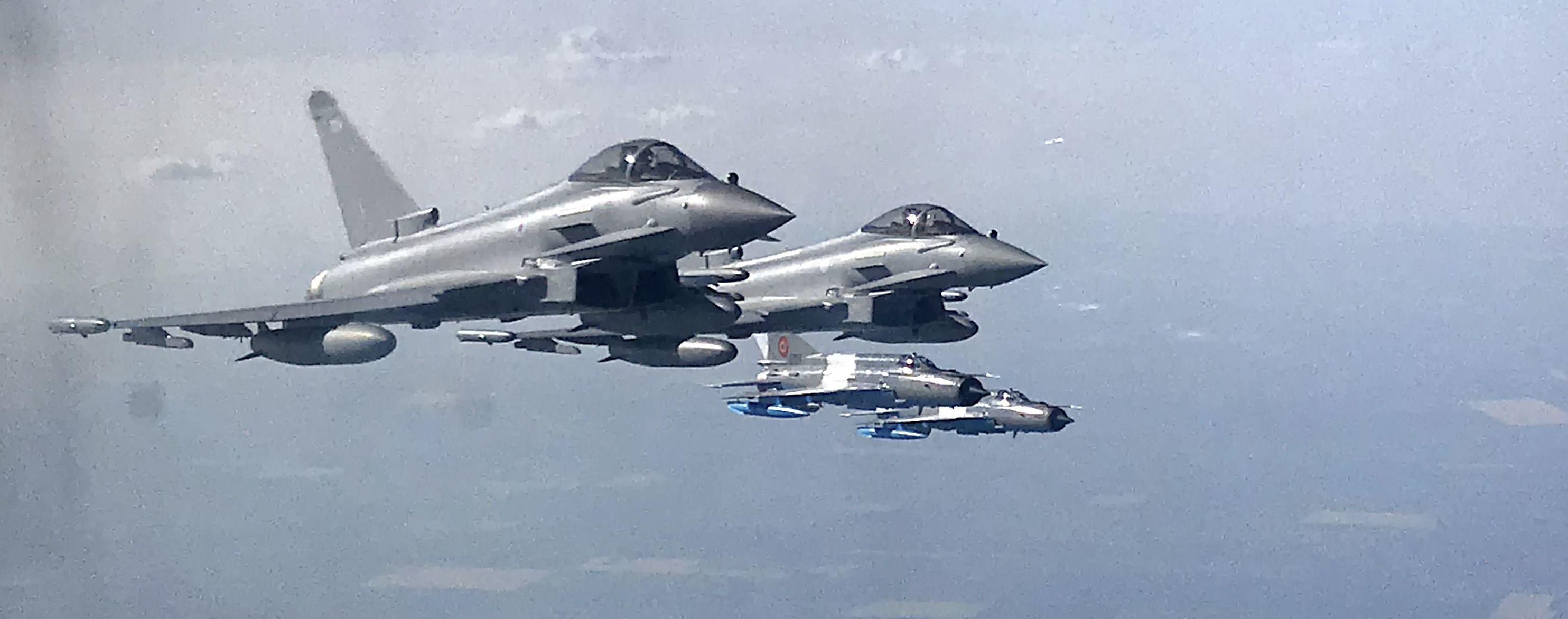 Україна планує оновити Військово-повітряні сили літаками НАТО – Rzeczpospolita