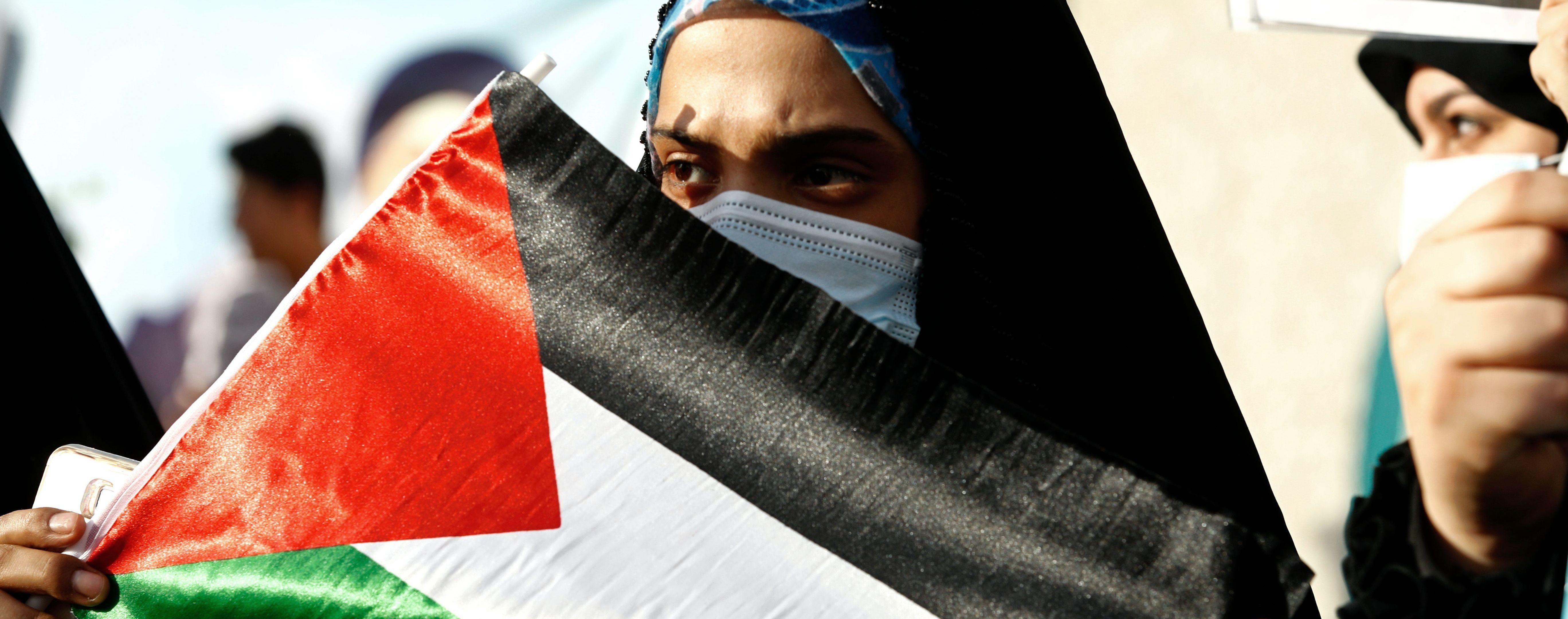 Более 250 палестинцев пострадали во время столкновений на Западном берегу