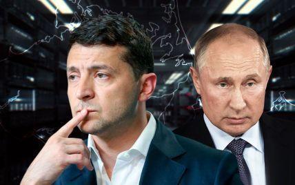 Вопрос Крыму останавливает Путина от переговоров с Зеленским — Кремль