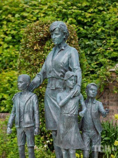Статуя принцеси Діани / © Getty Images