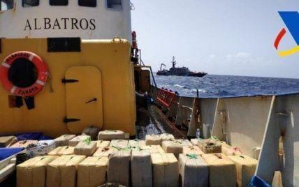 В Іспанії затримали українських моряків, на їхньому судні виявили наркотики