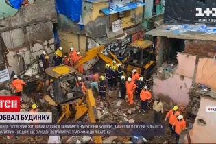 Новости мира: в Индии рухнул жилой дом, погибли дети