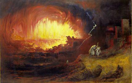 Уничтожение Содома: ученые разгадали тайну библейского города