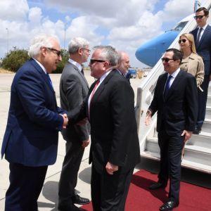 Рідня Трампа прибула до Єрусалима напередодні відкриття посольства США