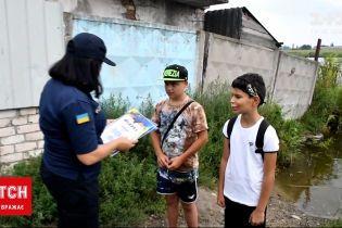 Новости : в Николаеве трое мальчиков спасли от утопления 60-летнюю женщину