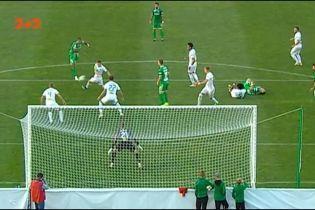 Карпати - Ворскла - 2:1. Відеоогляд матчу
