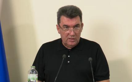 В Україні приведуть у відповідність всі кордони, - Данілов