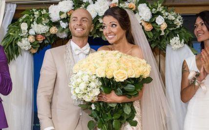 Жена Влада Ямы рассказала, как хореограф разбил лоб на их свадьбе