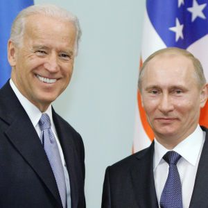 """""""Для танго потрібно двоє"""": в Росії порівняли зустріч Путіна і Байдена з танцями"""