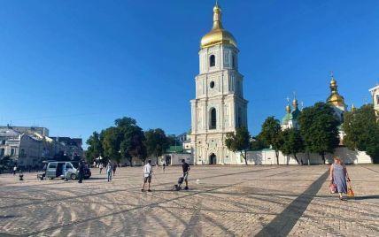 Дрифт біля Софії Київської: у заповіднику наголосили, що жодних погоджень на знімання не давали