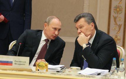 Путин не получал письмо от Януковича о введении войск - Песков