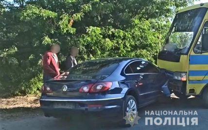 Мэр Вознесенска попал в ДТП (фото)