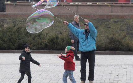 После дождей с мокрым снегом в Украину снова ворвется теплая и солнечная весна