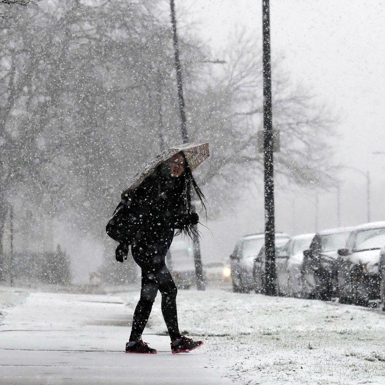 ДСНС попередила про погіршення погоди в п'яти областях України 30 листопада