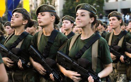 Зеленська розповіла, скільки жінок-військовослужбовиць боронять Україну