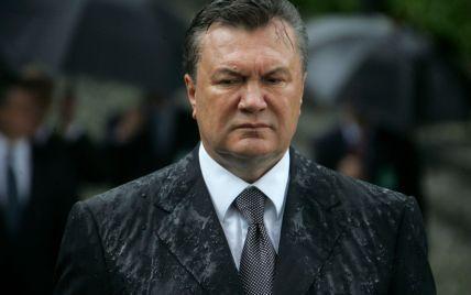 Янукович объявился после долгого молчания и дал интервью