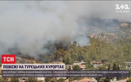 Вогонь у Туреччині поширився на нові популярні курорти: які горять провінції (відео)